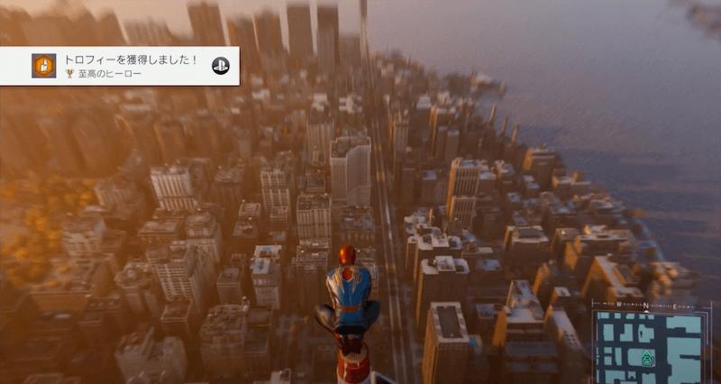 PS4『Marvel's Spider-Man』