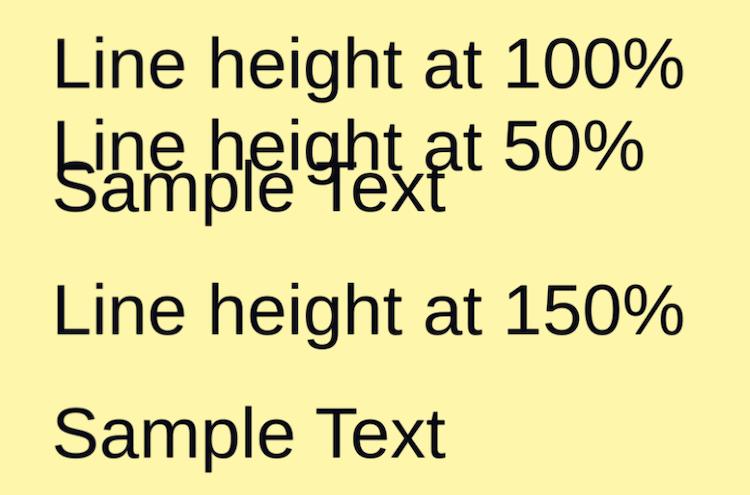 TextMeshProのline-heightタグ